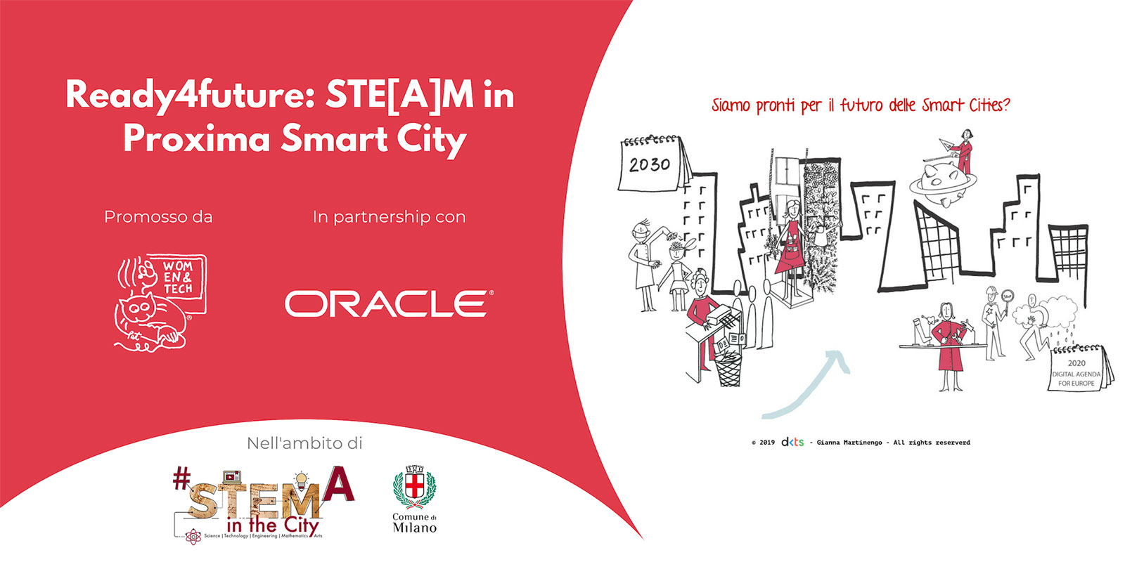 Ready4future: STE[A]M in Proxima Smart City