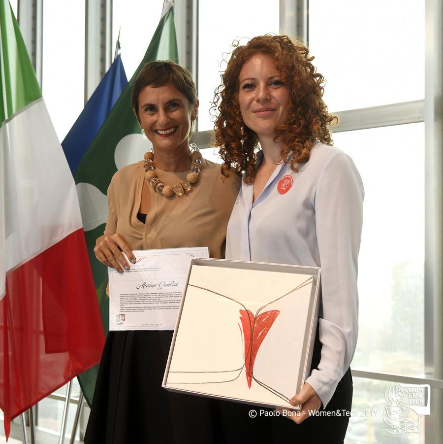 Milena Bardoni e Marina Gandini