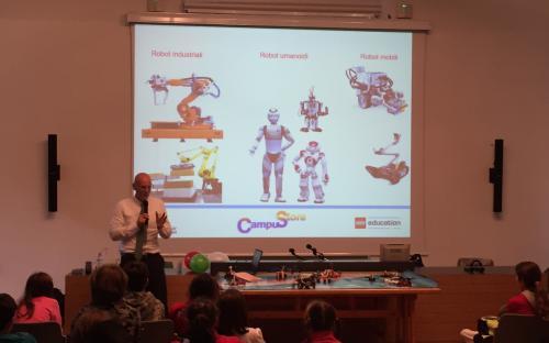 Costruire per crescere con Lego Educational