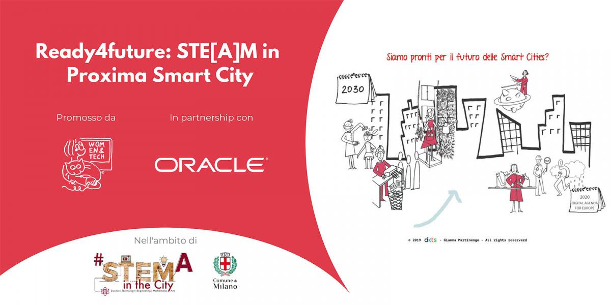 Ready4future: STE[A]M in Proxima Smart City