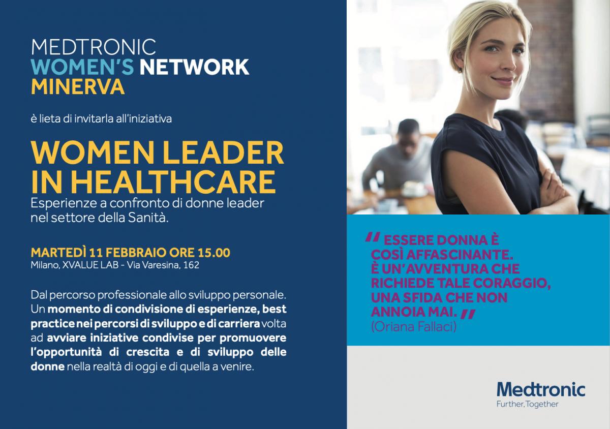 Women Leader in Healthcare