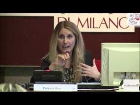 """Introduzione di Patrizia Riso alla tavola rotonda """"Alimentazione e Sostenibilità"""""""