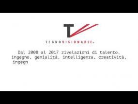 Premio Internazionale Le Tecnovisionarie 2017