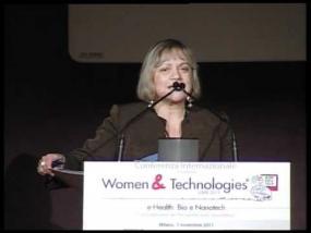 """Tavola rotonda """"Malattie rare e neglette"""": introduzione di Maria Luisa Nolli"""