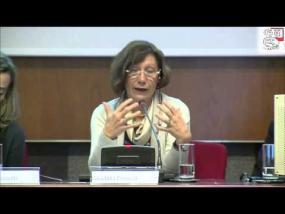 Intervento di Giuditta Perozzi