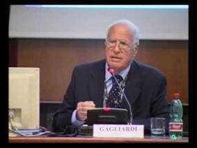 Intervento di Vittorio Gagliardi