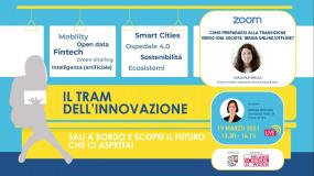 #TramInnovazione2021 - Come prepararsi alla transizione verso una società ibrida online/offline?