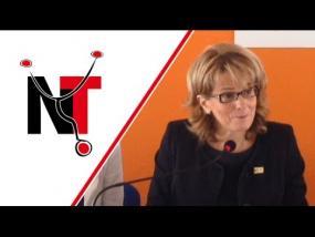 I saluti di Rivera Tiziana a Nurses4EXPO