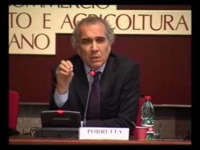 Intervento di Sebastiano Porretta
