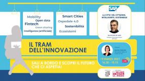#TramInnovazione2021 - La città del cittadino, intelligente e sostenibile a cura di SAP Italia