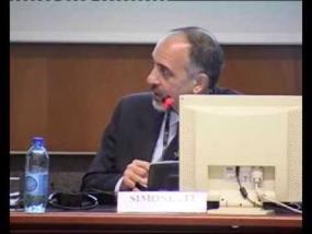 Intervento di Paolo Simonetti