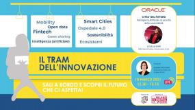 #TramInnovazione2021 - Città del futuro: Intelligenza Artificiale al servizio della sostenibilità