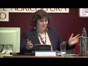 Introduzione alla sessione mattutina di Gianna Martinengo