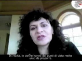 Intervento a distanza di Karen Panetta