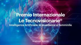 Premio Internazionale Tecnovisionarie® 2021