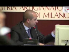 """Conclusioni di Gianluca Carenzo alla tavola rotonda """"Alimentazione ed Innovazione"""""""