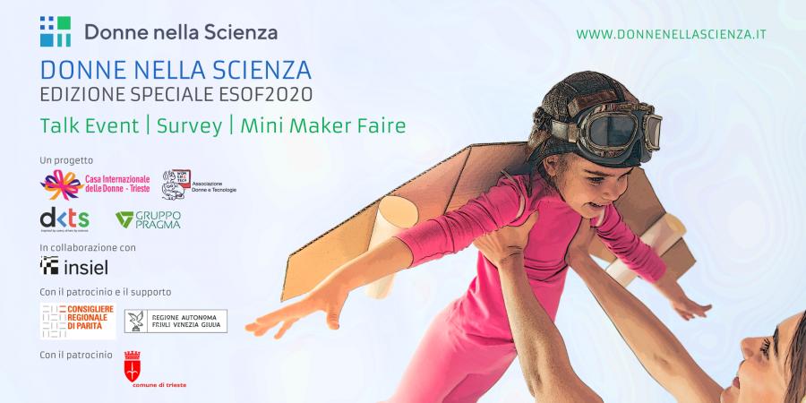 Donne nella scienza per Esof 2020