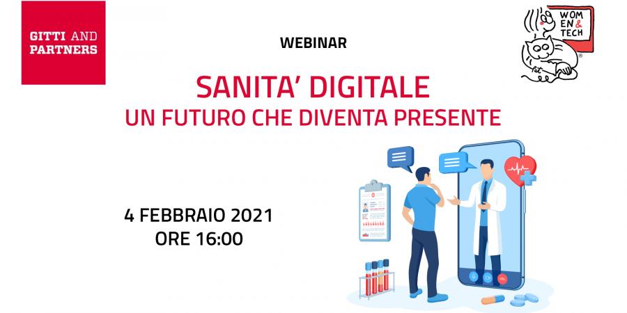 Sanità Digitale: un futuro che diventa presente